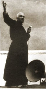 Castellani avec haut-parleur